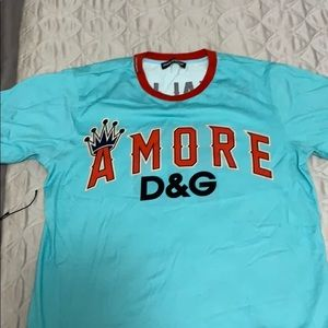 Dolce & Gabbana Royals jersey Tee size 46/S